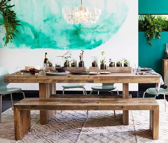 Muebles Con Palets Eventos Decoraciones En Madera Interiorismo - Mobiliario-con-palets