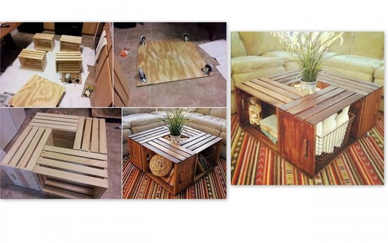 Ideas de colores para dormitorio hombre joven - Palet de madera decoracion ...