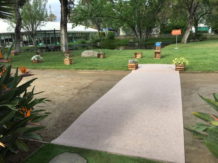 Evento Prat empresarial jardineras